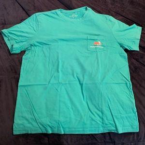 Vineyard Vines Gulf Breeze/ Golf T-Shirt